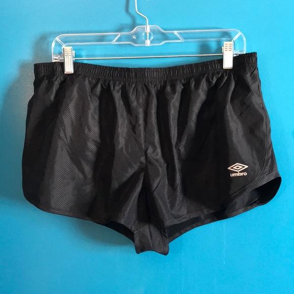 umbro shorts womens
